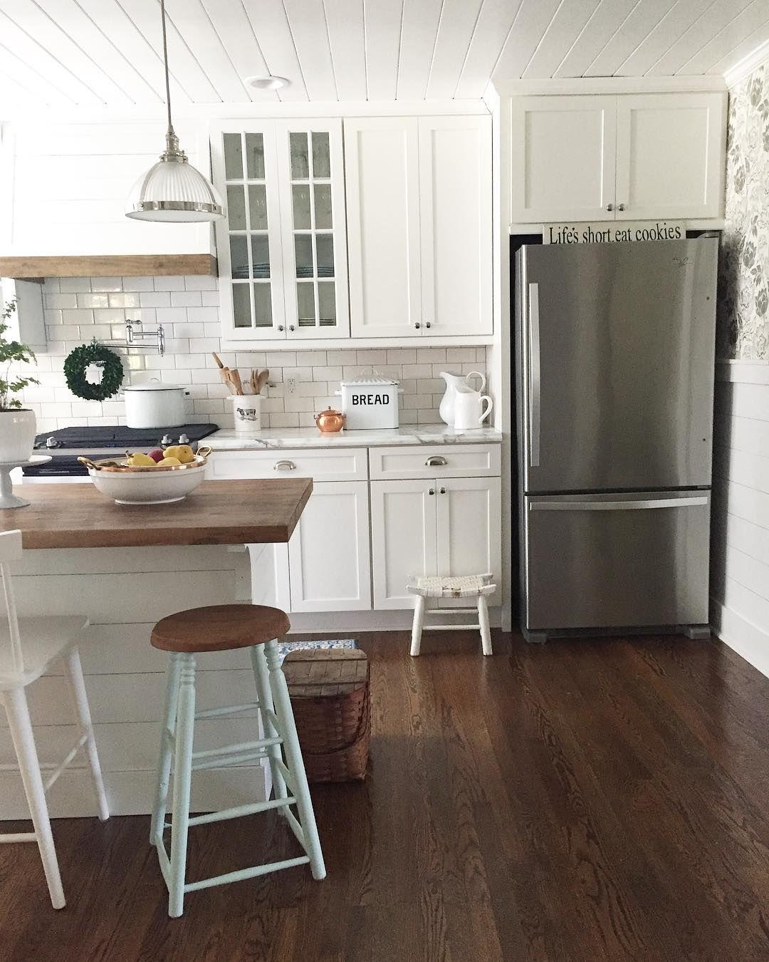 Pin de Kylee Garafolo en Kitchens   Pinterest   Barra cocina y Cocinas