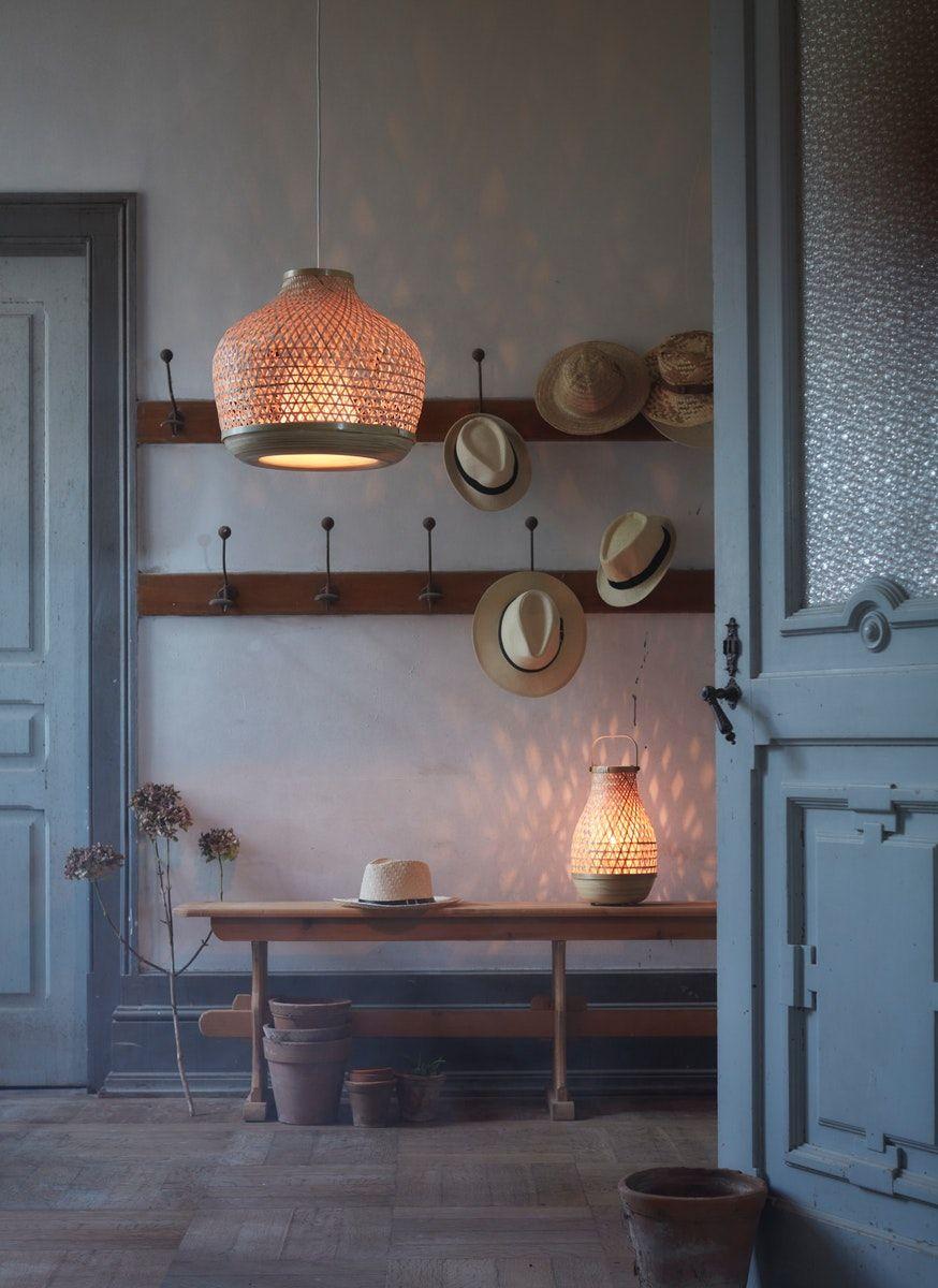 Misterhult Pendant Lamp Bamboo Ikea Switzerland In 2020 Clear Light Bulbs Pendant Lamp Ikea