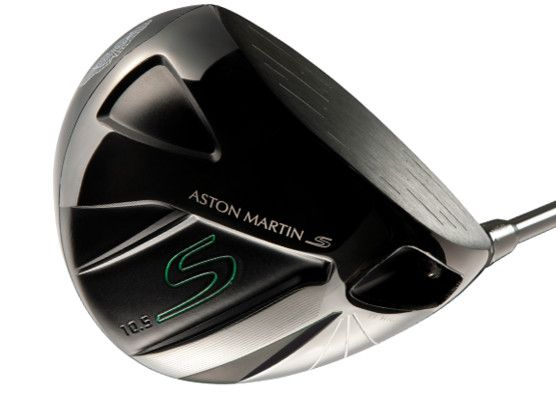 aston martin s' drivermd golf. the new beta ti driver features