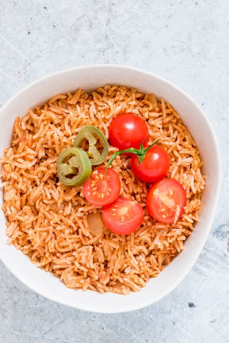 Say hello to the best instant pot mexican rice ever this instant say hello to the best instant pot mexican rice ever this instant pot spanish rice forumfinder Choice Image