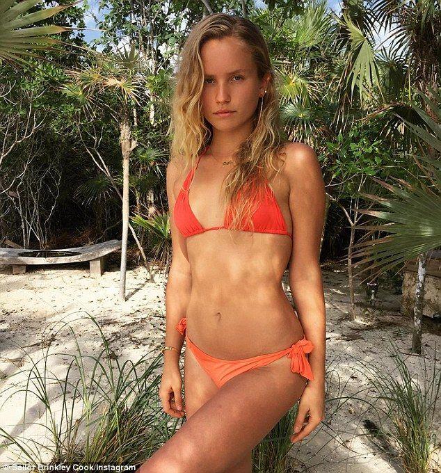 14yearold model reignites underage catwalk controversy