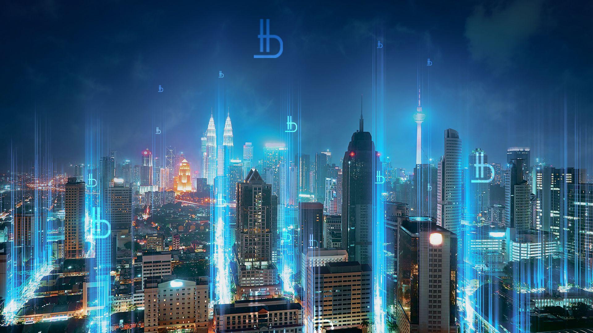 Digitalization Bitbon System Digital Transformation Digital Company Id Digital transformation wallpaper hd