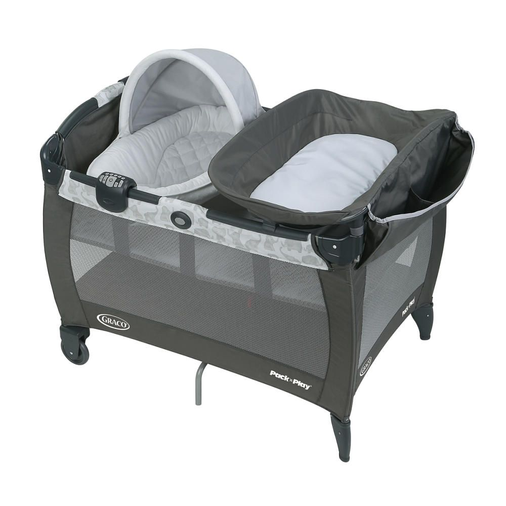 Graco Pack N Play Playard With Newborn Napper Station