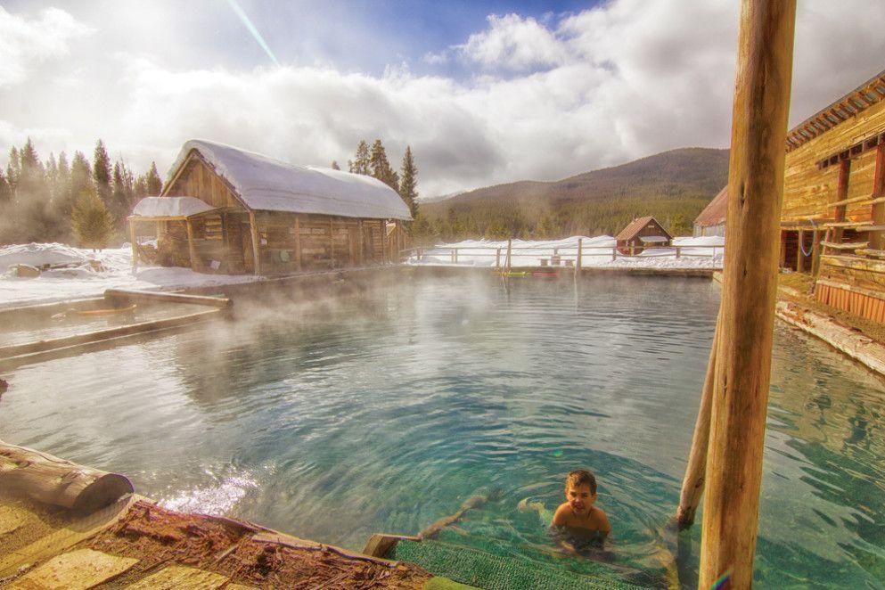 hidden hot springs near seattle travel getaways. Black Bedroom Furniture Sets. Home Design Ideas