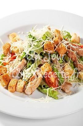 Photo de la recette Salade César