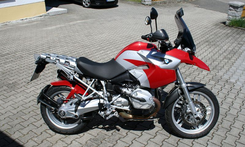 R1200GS (and HP2) Motorcycles - AndyW-inuk