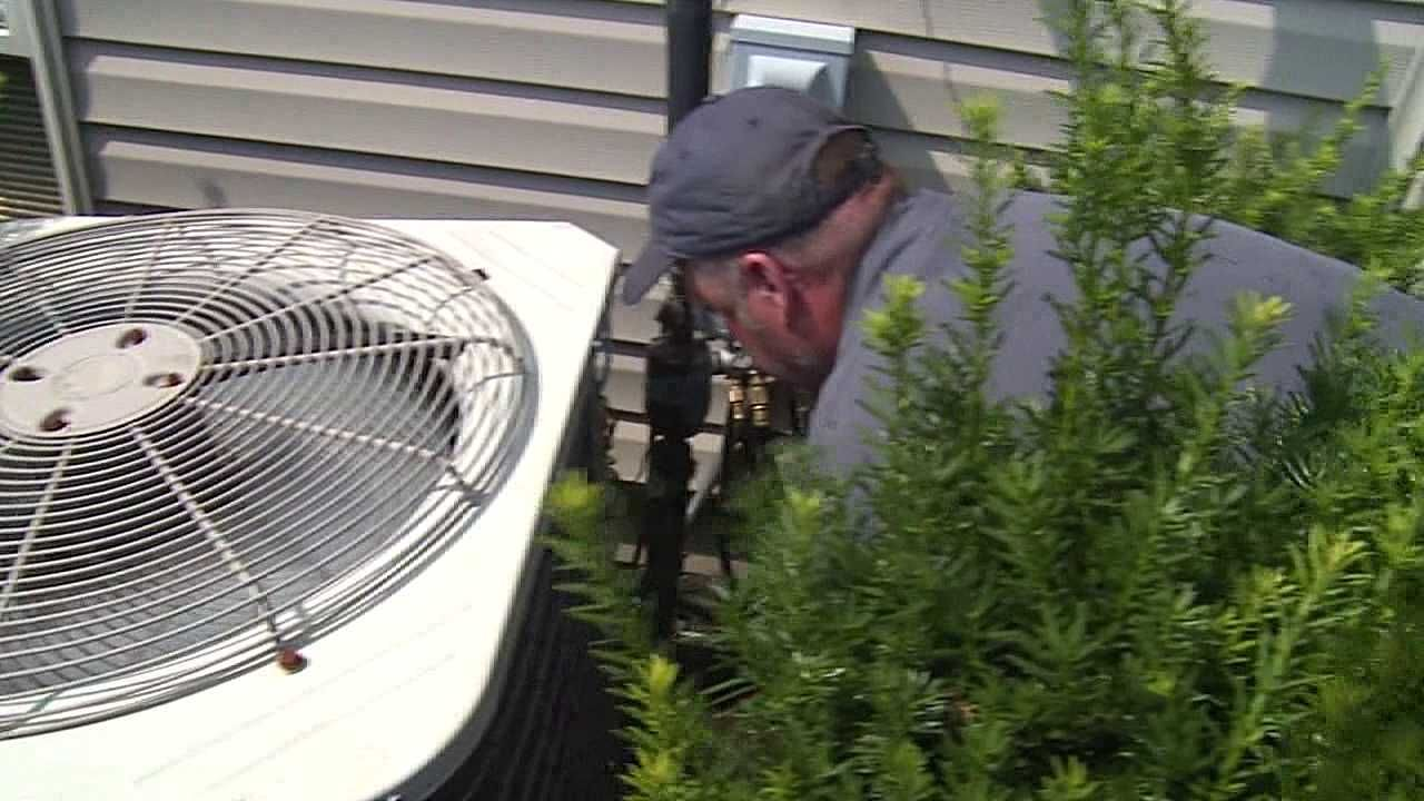 Jobsnow Heating And Cooling Service Technicians Are Busy All Year