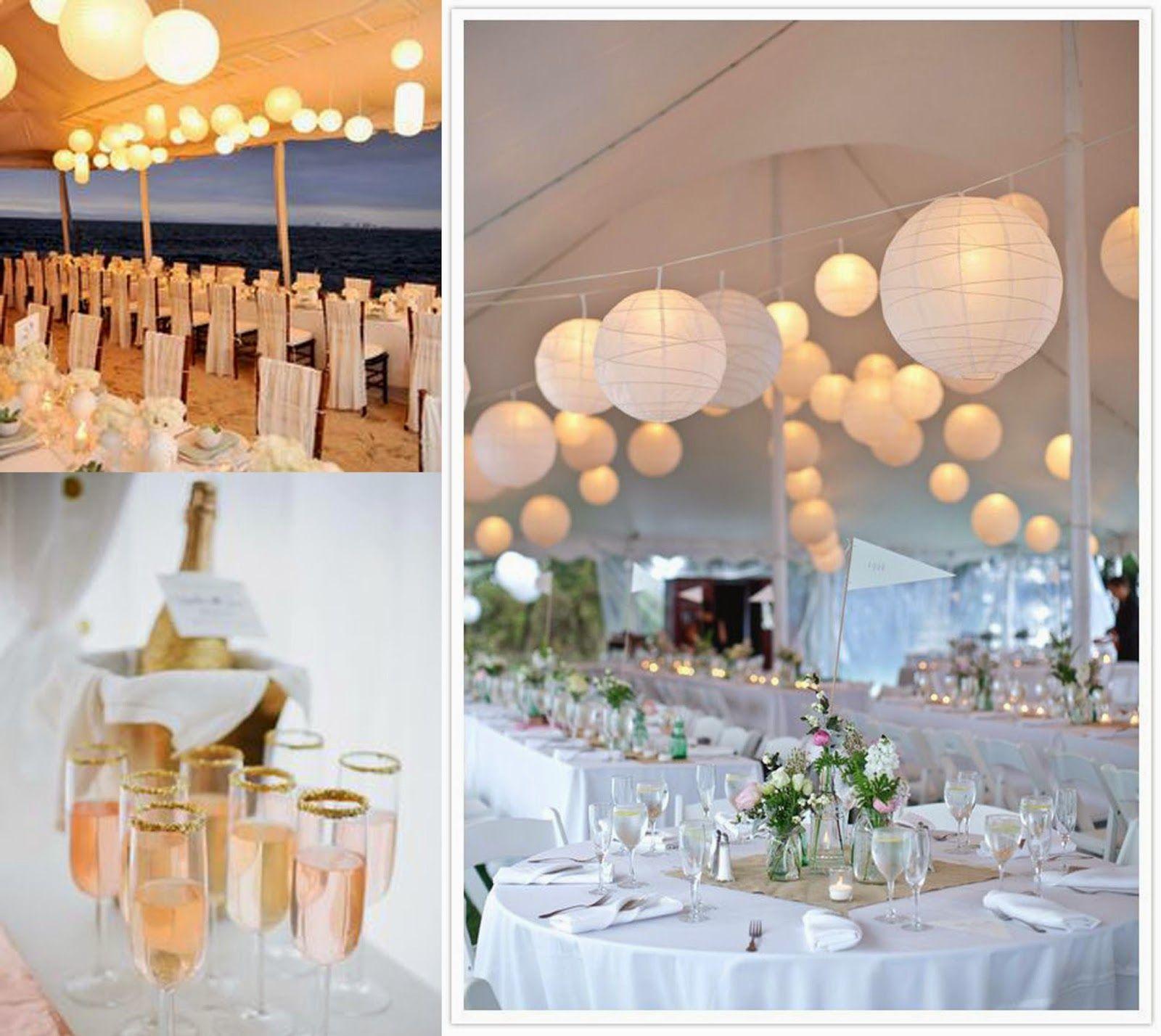 Wedding decorations paper  wedding venue inspiration  WEDDING  Pinterest  Wedding venues