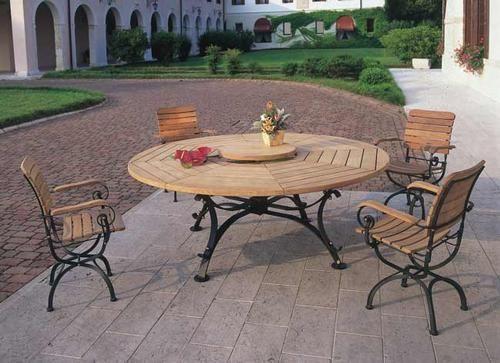 Tolle Gartenmobel Eisen Holz Deutsche Garden Furniture