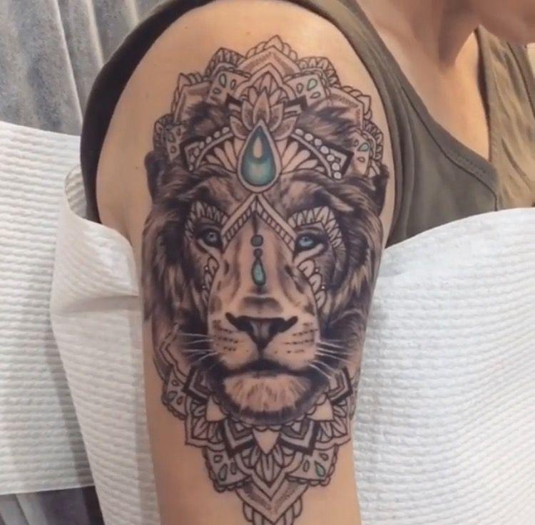 pin by patricio palacios cornejo on tatuaje de le243n