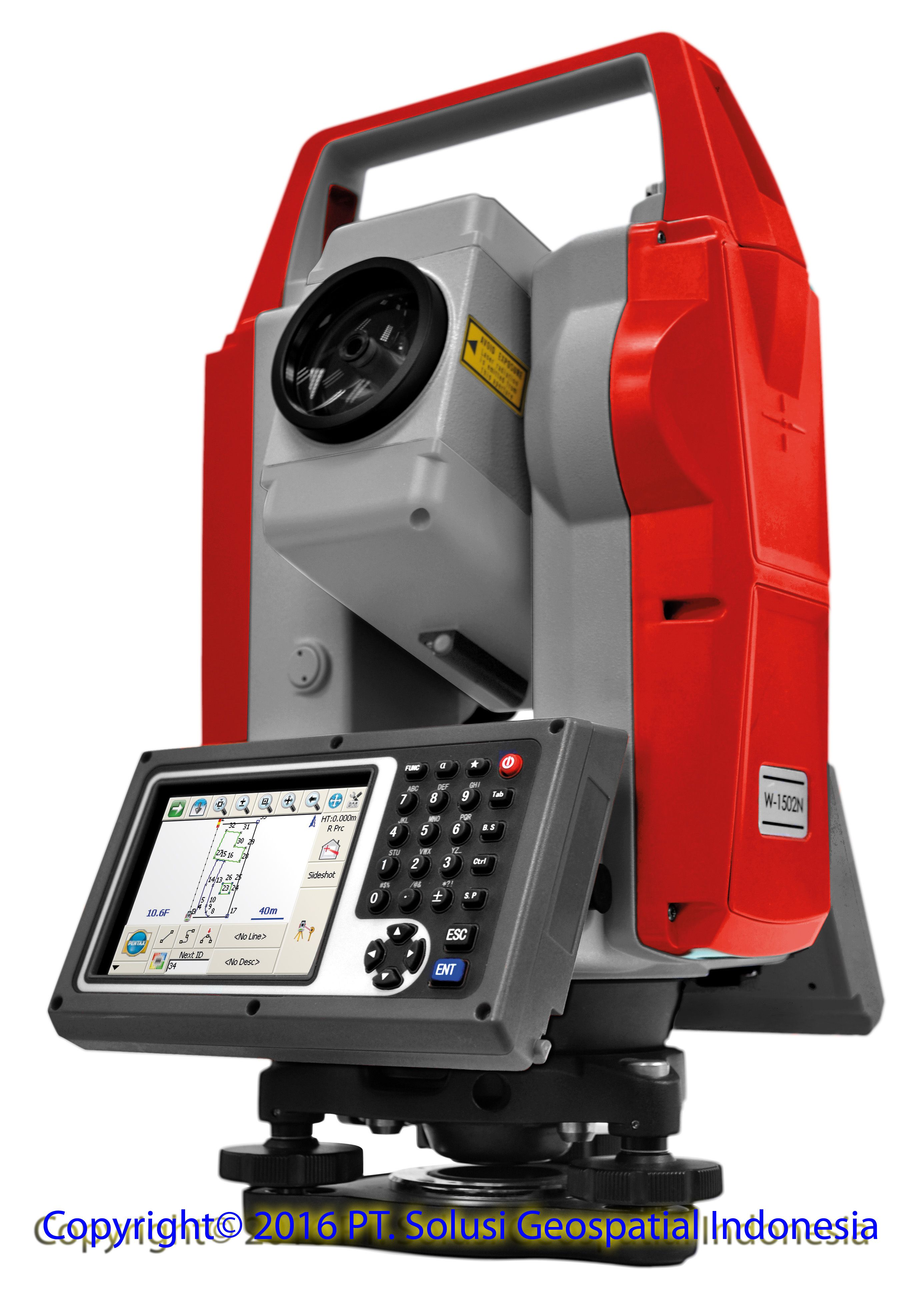 Total Station W-1500 Series