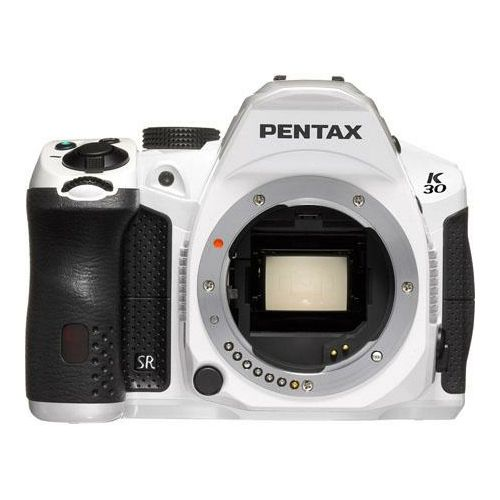 Special Offers Available Click Image Above: K-30 Digital Slr Camera Body - White