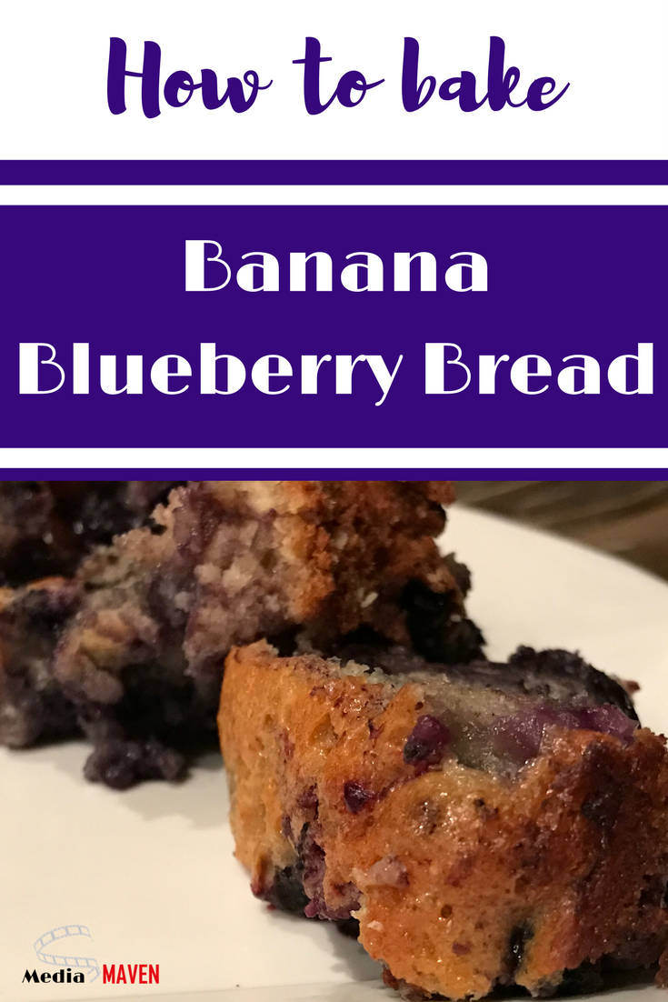 Banana Blueberry Bread [VIDEO | My Lifestyle Blog ...