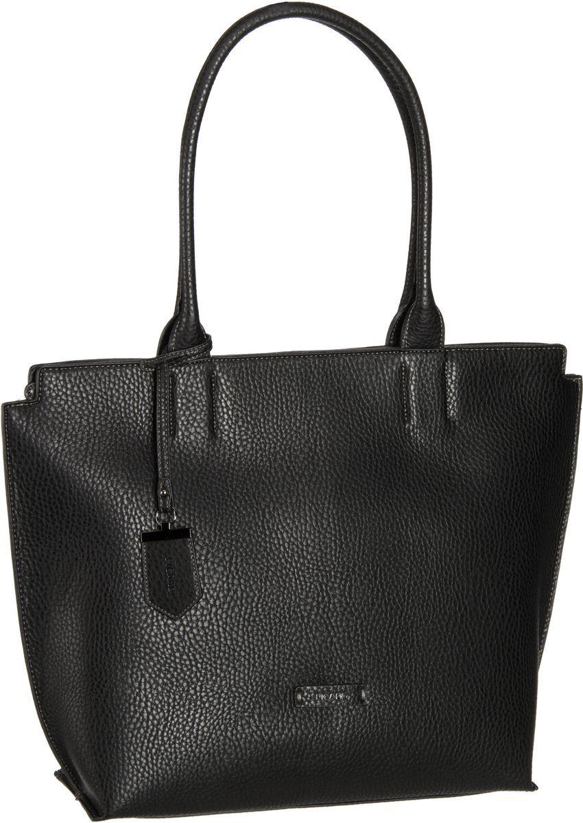 Picard Susan Shopper Damentasche 45 cm 2196 Schwarz  bb7c5fcdc3cad