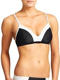 Colorblock Bikini