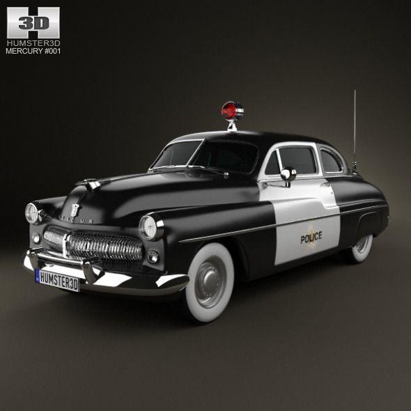 1949 mercury car models