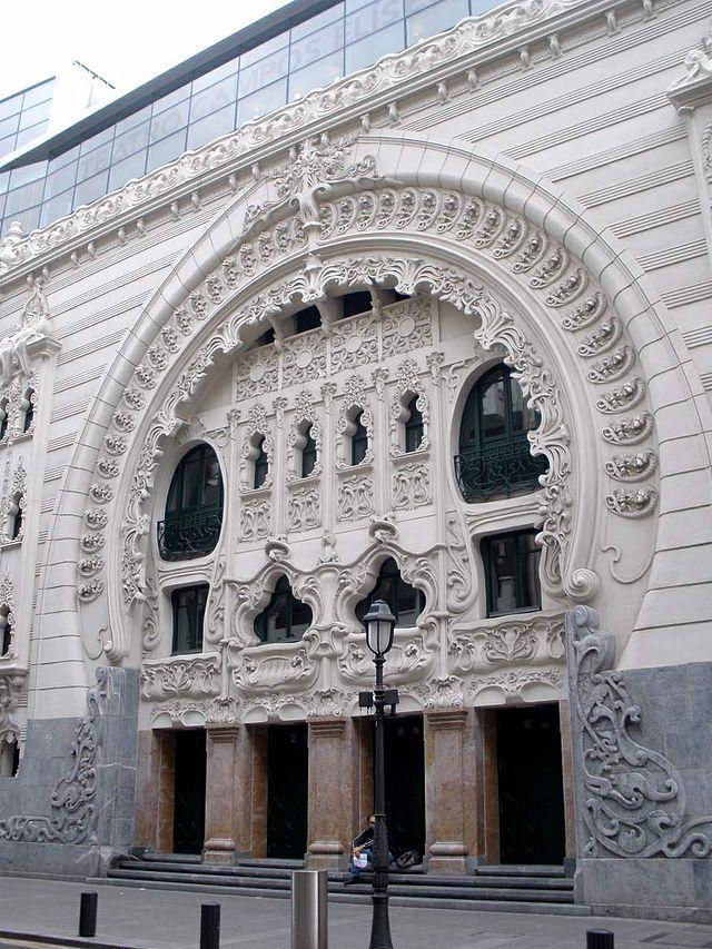 Bilbao teatro campos eliseos 8 bilbao wikipedia la - Estudios arquitectura bilbao ...