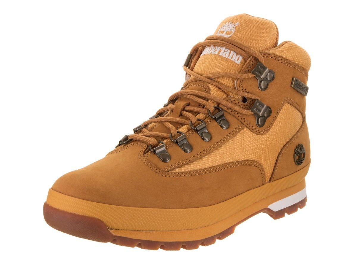 TIMBERLAND Timberland Men's Euro Hiker Boot. #timberland #shoes #