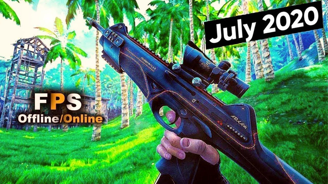 Top 10 FPS Games for Android JULY 2020 in