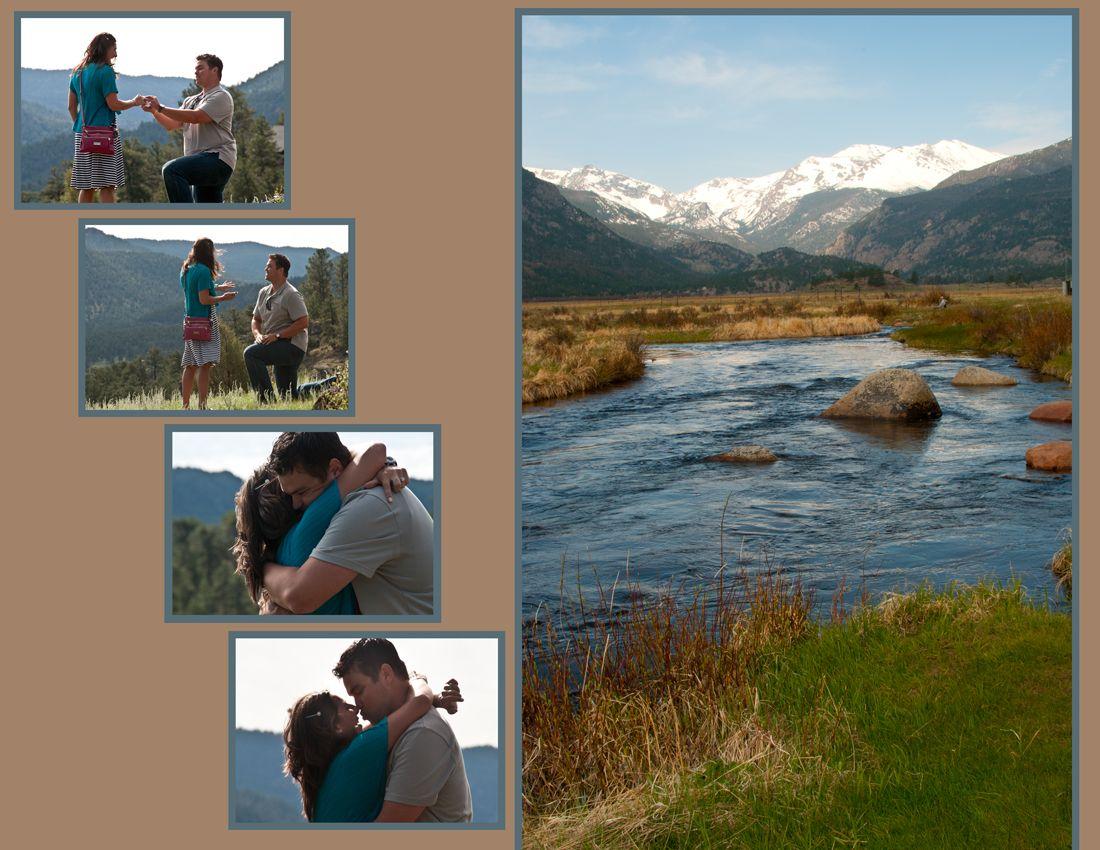 Top 5 Places To Propose In Estes Park Colorado By The Wedding Ociation