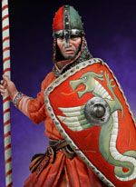 Norman Warrio. Battle of Hastings, AD 1066