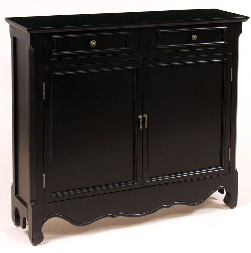 Art As Antiques Console Cabinet with Black Over Red Finish - 47734 by AA Importing. $487.50. 2 Doors that open to a shared storage space with 1 shelf.  sc 1 st  Pinterest & Art As Antiques Console Cabinet with Black Over Red Finish - 47734 ...
