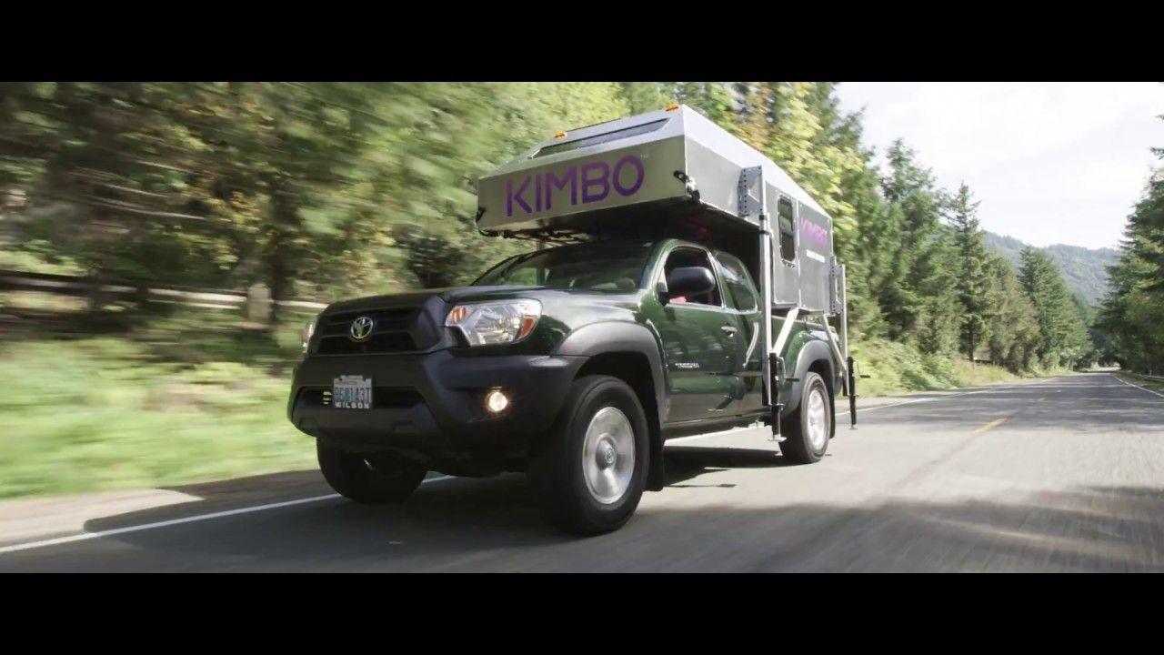 Kimbo Campers Youtube Camper Kimbo Truck Yeah