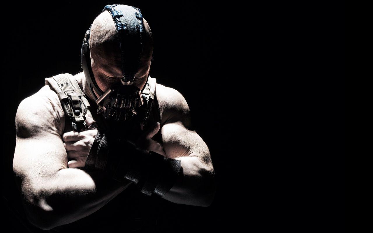 Tom Hardy Bane Muscle Wallpaper Hd Bane Dark Knight Tom Hardy Bane Batman