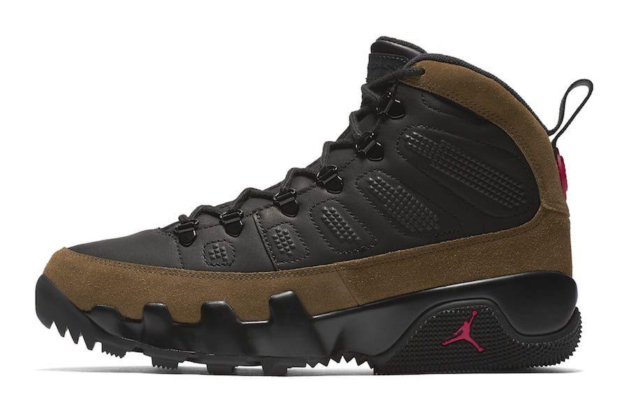 Air Jordan 9 Gsrdens Dolive