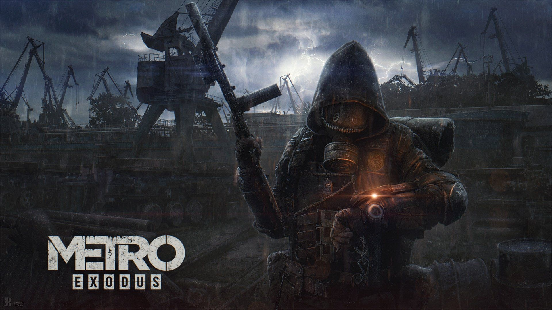 1920x1080 Metro Exodus Wallpaper Background Image View Download Comment And Rate Wallpaper Abyss Metro Last Light Dark Art Illustrations Metro 2033