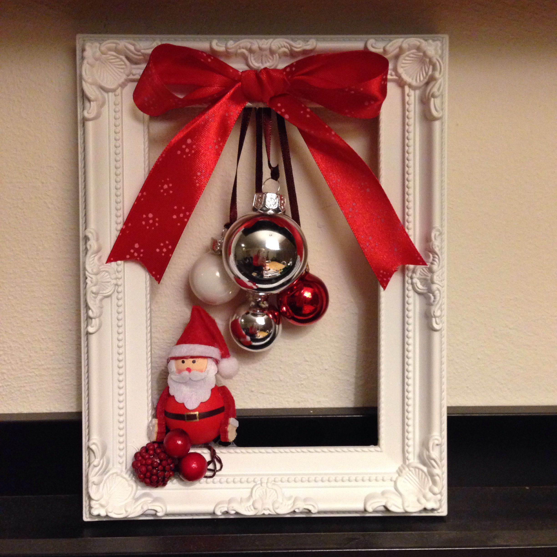 X Mas Christmas Decoration Santa Claus So Cute Would Even Look