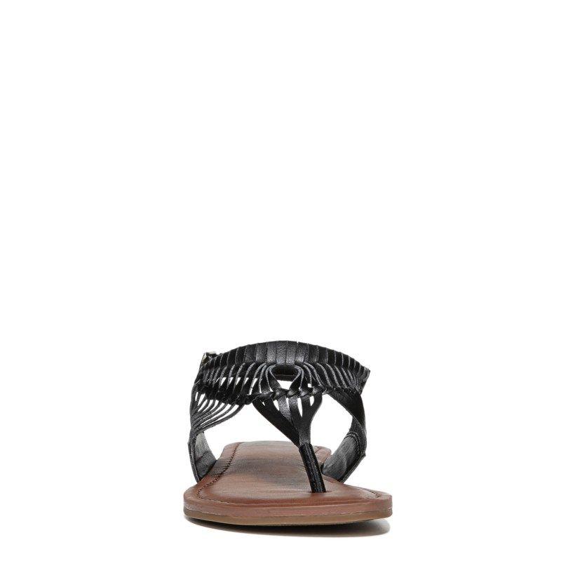 Fergalicious Women's Sadey Sandals (Black) - 10.0 M