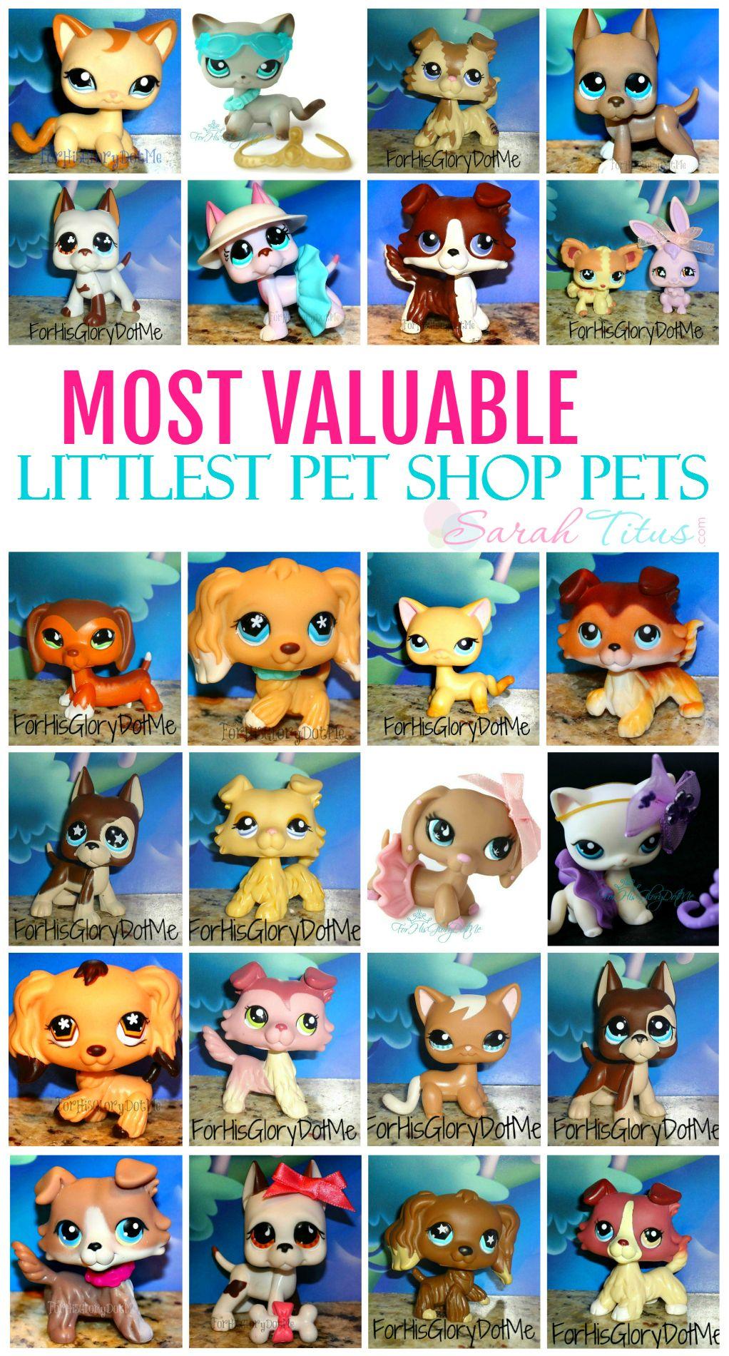 Most Valuable Rare Littlest Pet Shop Pets List Thrifty