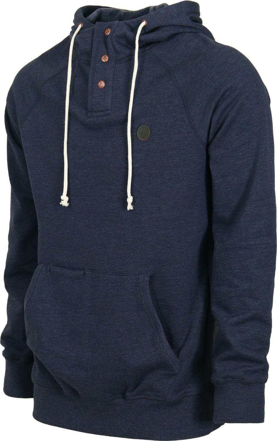 Volcom Pulli Hoodie Heather Navy Free Shipping Volcom Clothing Mens Outfits Hoddies Outfits Men [ 1500 x 942 Pixel ]