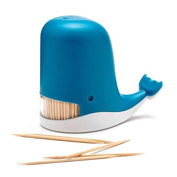 Jonah Whale Shaped Toothpick Dispenser
