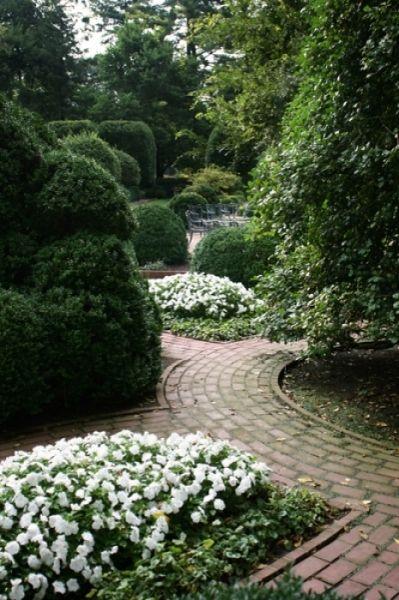 Secret Garden: Just One Of The Beautiful Gardens In Lexington, Kentucky