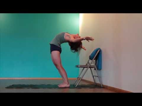 yoga tips with christina sell yoga  learn to drop back