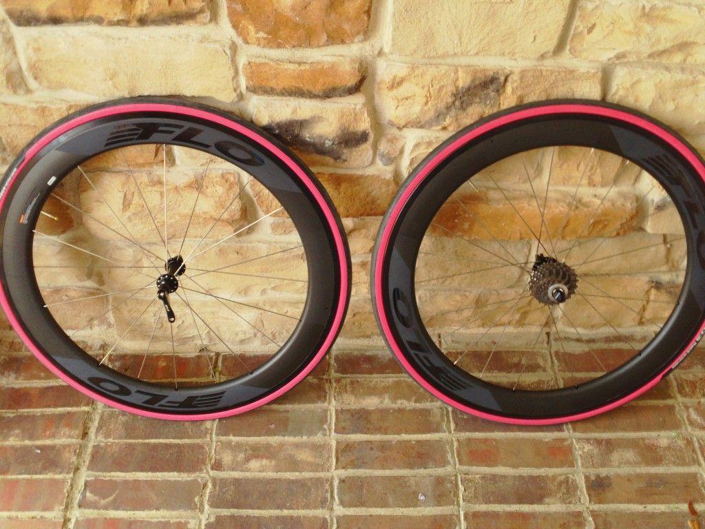 Flo 60 Wheels Cool Bikes Triathlon Gear Cycling Gear