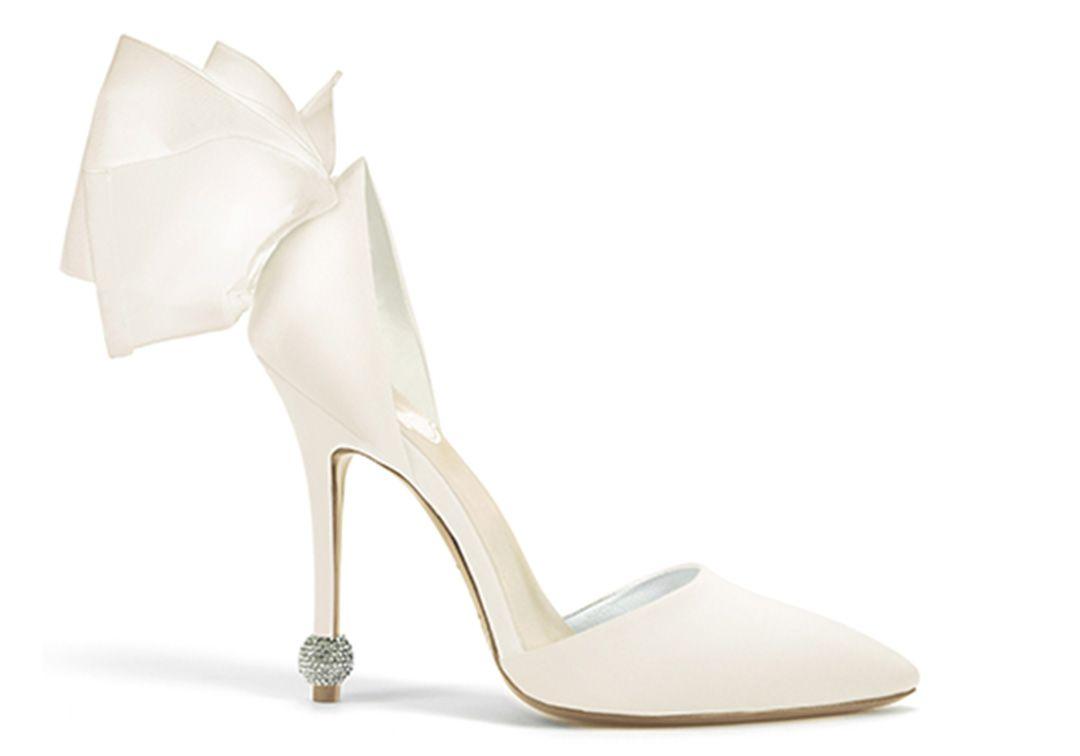4eaa7c542b83cc Roger Vivier bridal shoe collection