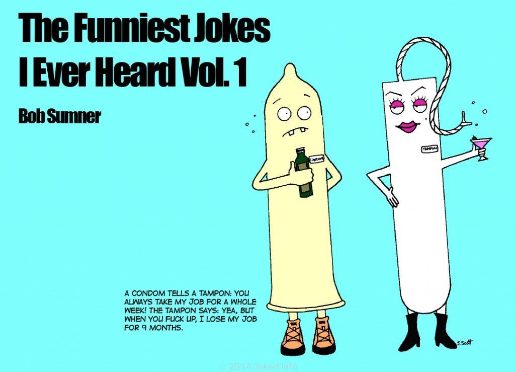 Conversation among Condom and Tampon Adult Joke - Adult ...
