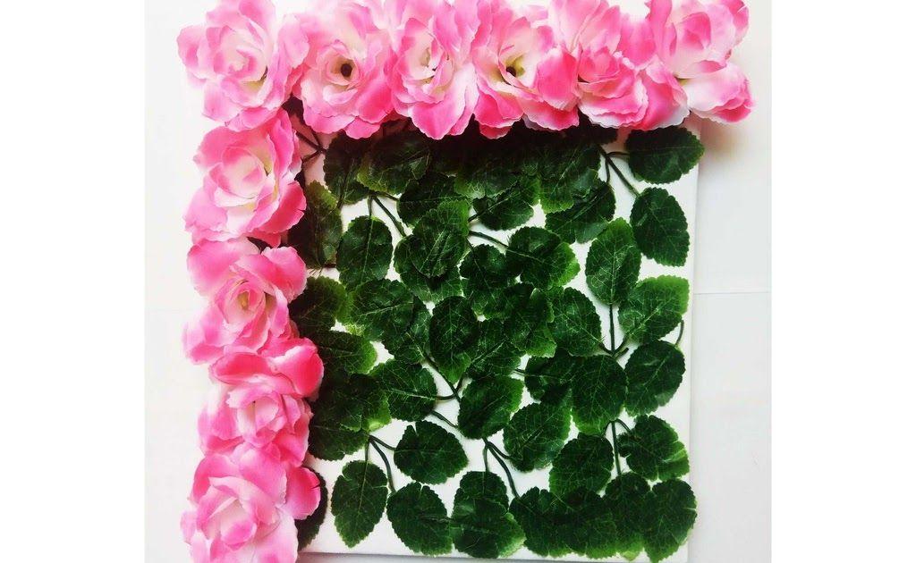 Fantastis 30 Lukisan Bunga Anggrek 3d Lukisan Bunga Mawar Sudut