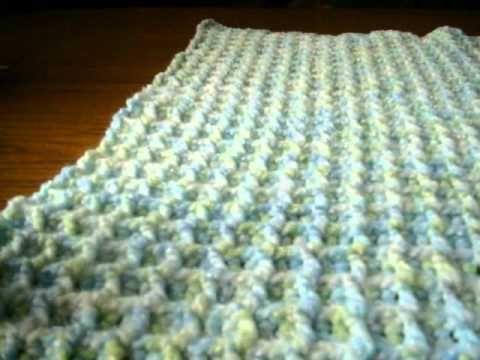 How To Crochet Lazy Wave Afghan / Ripple / Chevron - YouTube | DIY ...