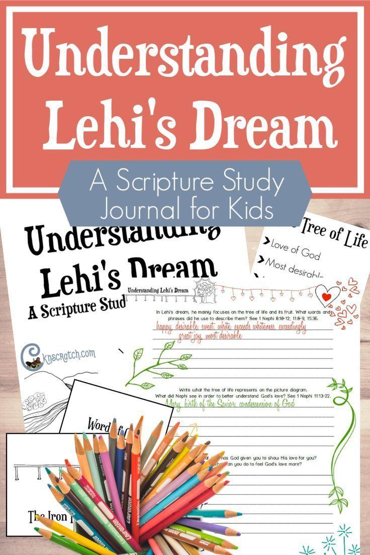 Understanding Lehi's Dream Study Journal (A Scripture
