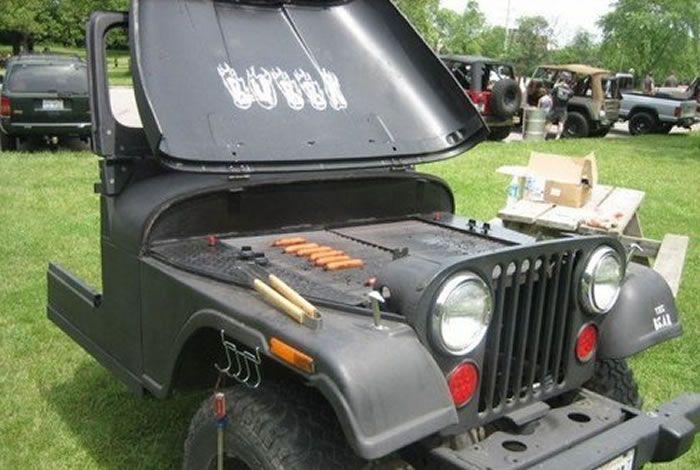 bbq grills 10 amazing bespoke designs amazing design