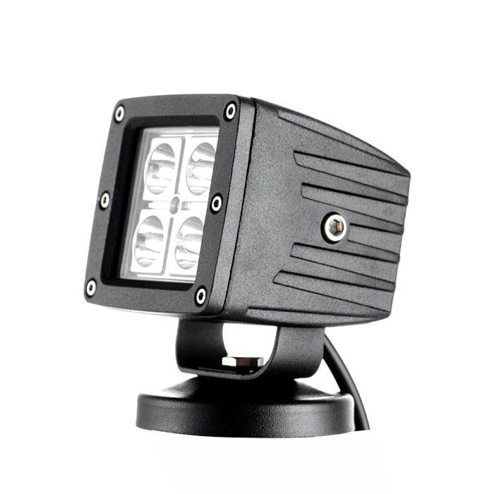 Bosstar 12w 16w Cree Led Work Light Led Work Light Work Lights Bar Lighting