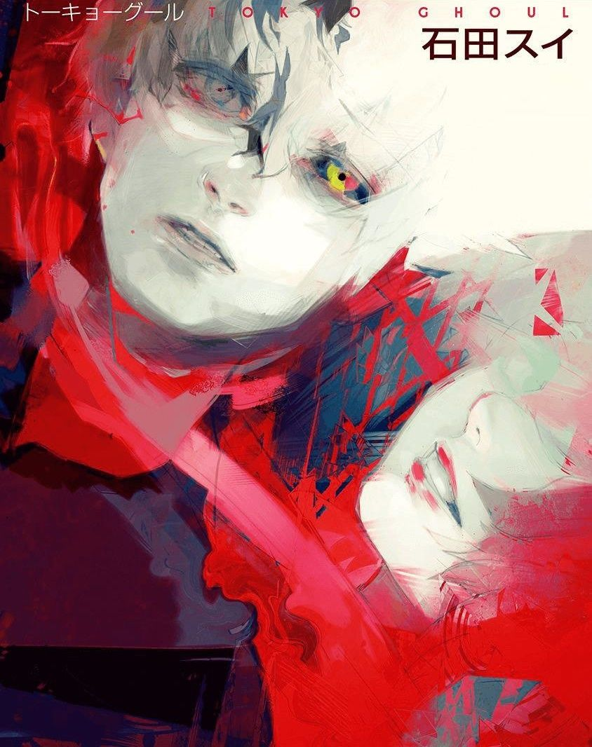 What is a Covered Call Tokyo ghoul, Manga covers, Read