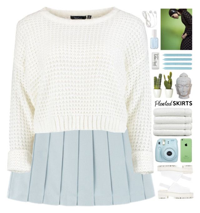 """""""Something big"""" by untake-n ❤ liked on Polyvore featuring Wood Wood, Puji, Linum Home Textiles, Paper Mate, Essie and Pier 1 Imports"""