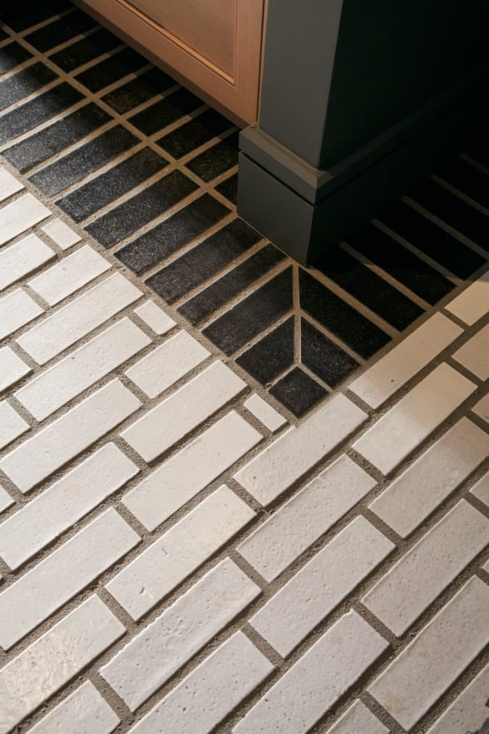 Style Suitors Why Black Amp White Tile Should Stay Married