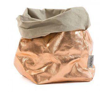 Paper Bag Ros̩/Sabbia