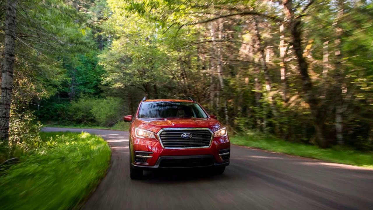 Pin by carnews reviewprice on LOOK! 2019 Subaru Ascent